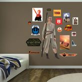 Fathead Star Wars: Episode VII The Force Awakens Rey Wall Decal by