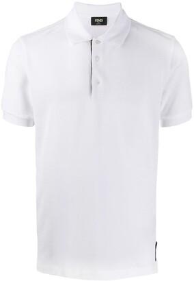 Fendi Pique Polo Shirt