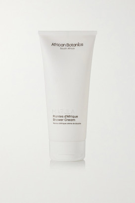 African Botanics Marula Plantes D'afrique Shower Cream, 200ml - Colorless