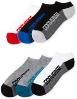 Converse 6-Pack Half Cushioned No-Show Socks