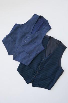 Urban Renewal Vintage Pinstripe Menswear Vest