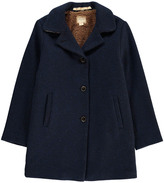 Bellerose Luch Herringbone Lined Coat