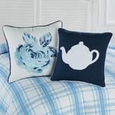 Jeffrey Banks Cotswold Floral Decorative Pillow Pair