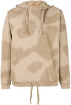 MHI camouflage hooded sweatshirt