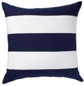 PALOMA LIVING Linen Stripe Navy Cushion