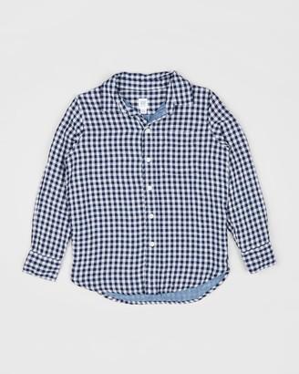 Gapkids Double Weave Convertible Shirt - Teens
