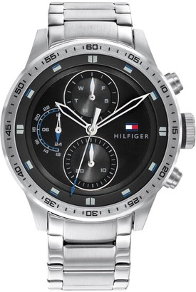 Tommy Hilfiger Trent 1791805 Watch Silver