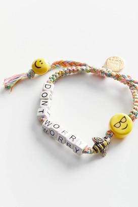 Venessa Arizaga Don't Worry Bee Happy Bracelet