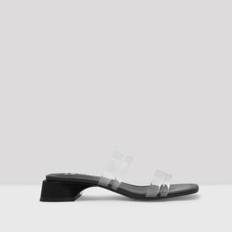 E8 by Miista - Hamuera Sandals - Clear Vinyl - UK 4 (EUR 37)