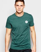 Converse T-shirt With Chest Logo - Green