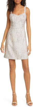 Ted Baker Rearay Tweed Sun Dress