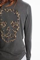 Zadig & Voltaire Ml Strass Henley T-Shirt
