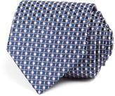 BOSS Square Grid Classic Tie