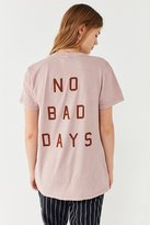 Urban Outfitters No Bad Days Tee