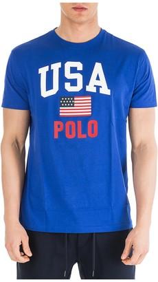 Polo Ralph Lauren USA Print T-Shirt