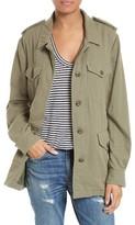 Rag & Bone Women's Bennett Cotton Utility Jacket