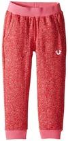 True Religion Mineral Wash Fleece Crop Pants (Toddler/Little Kids)