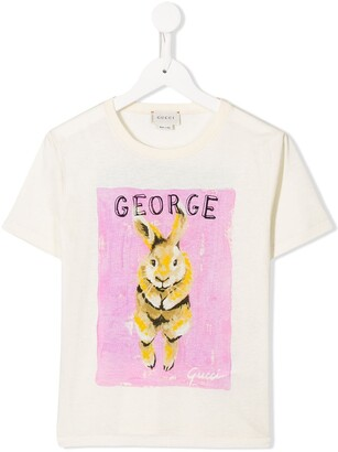 Gucci Kids George T-shirt