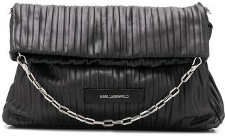 Karl Lagerfeld Paris K/Kushion folded tote bag