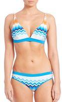 Shoshanna Laguna Bralette Bikini Top