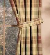 Park Designs Curtain Panels-Saffron