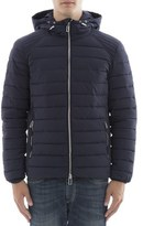 Paolo Pecora Men's Blue Polyamide Down Jacket.