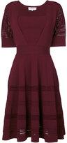 Carven Milano knitted dress - women - Viscose/Nylon/Spandex/Elastane/Cotton - XS