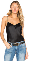 Paige Rosie HW x Cicely Cami in Black. - size L (also in )