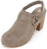 White Mountain Wisteria Women US 9 Gray Clogs