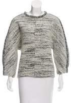 Isabel Marant Crew Neck Dolman Sleeve Sweater