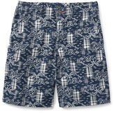 Ralph Lauren Printed Cotton Canvas Short