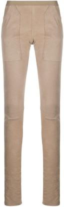 Rick Owens Elasticated Skinny Trousers