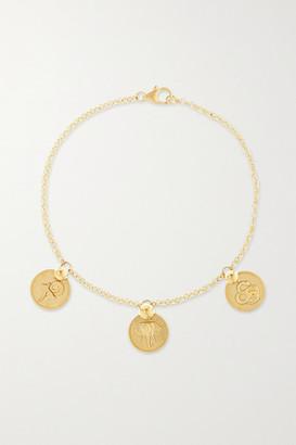 Foundrae 18-karat Gold Bracelet - one size