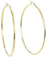 Lauren Ralph Lauren Large Thin Circle Hoops