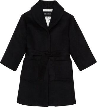 Dolce & Gabbana Kids Tailored Coat (8-12 Years)