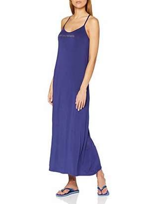 Emporio Armani Women's Long Beach Dress,L