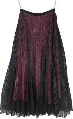 Marco De Vincenzo Black Skirt for Women