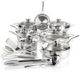 """Wolfgang Puck Bistro Elite 18-piece """"Favorites"""" Cookware Set"""