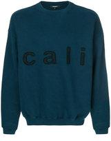 Yeezy Season 5 Cali oversized sweatshirt