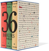 Taschen Set Of Three: The New York Times 36 Hours - Blue