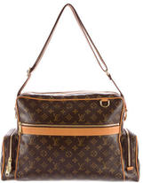 Louis Vuitton Monogram Sac Squash