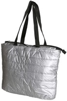 Converse Packable Carry All Tote Bag-Metallic Silver