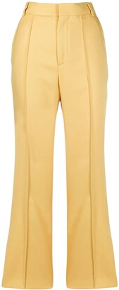 Plan C Piped Seam Trousers