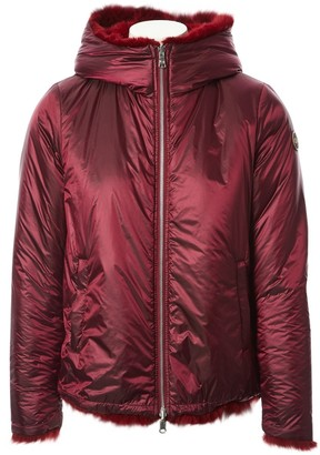 Colmar Burgundy Synthetic Jackets