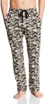 Bottoms Out Men's Camo Print Pajama Pant