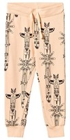 Mini Rodini Totem Sweatpants Apricot