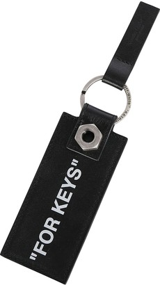 Off-White Off White Key Ring
