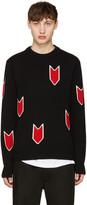 Rag & Bone Black Jackson Sweater