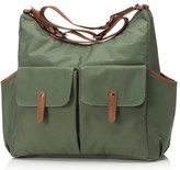 Babymel Infant 'Frankie' Diaper Bag - Green