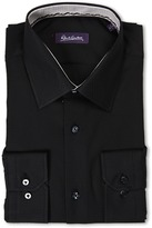 Robert Graham Clark Dress Shirt (Black) - Apparel